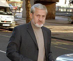 """Zakayev """"chiese piangendo"""" di tornare in Russia"""