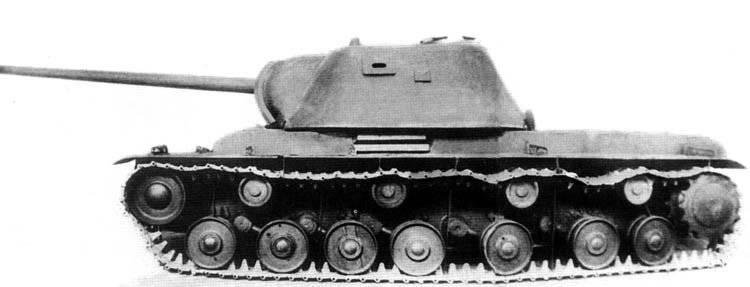 Тяжёлый танк КВ-3 (Объект 223)