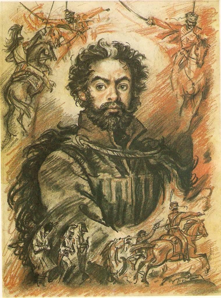 Denis Davydov - poet and saboteur
