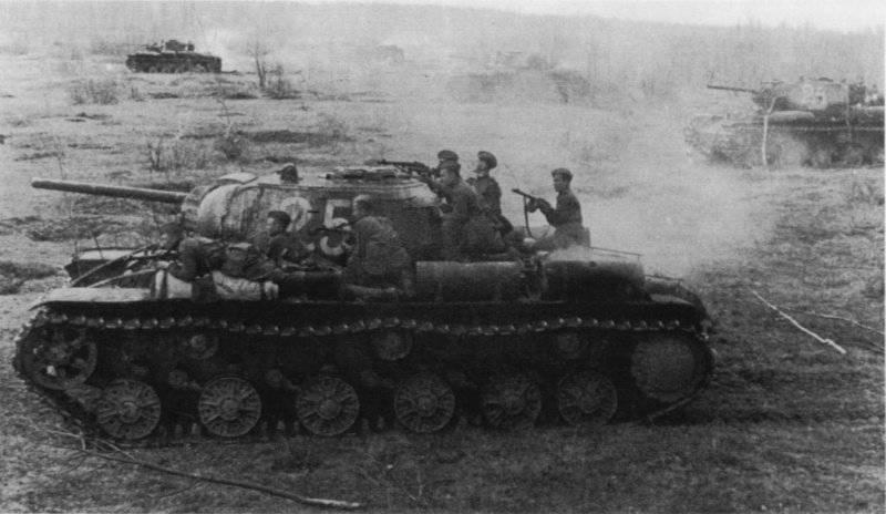 Инструкция по эксплуатации танка кв 1с