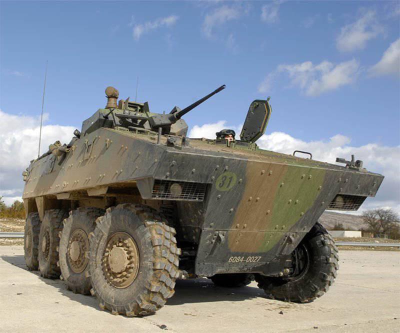 Französischer BMP der Firmen Nexter Systems und Renault Trucks