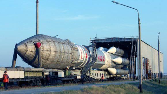 """Les créateurs de la fusée """"Proton-M"""" poursuivent le ministère de la Défense"""