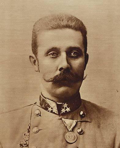 Убийство австрийского эрцгерцога Франца Фердинанда и тайна начала Первой мировой войны