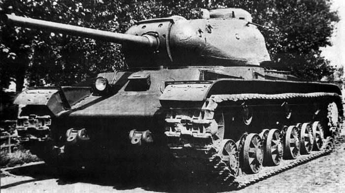 Carro armato pesante KV-85