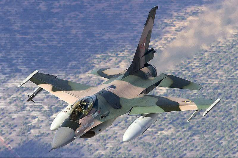Iran has got hold of the F-16