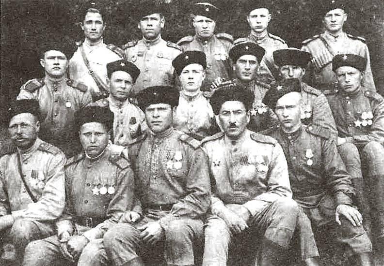 Казачество в Великой Отечественно войне: За Веру и Отечество!