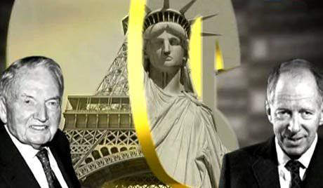 "Rockefeller and Rothschild ""Big Game"" - in the light and in the shadow"