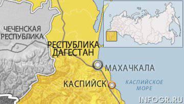 DagestanのKaspiiskでの特別作戦完了 -  4アクション映画の破壊