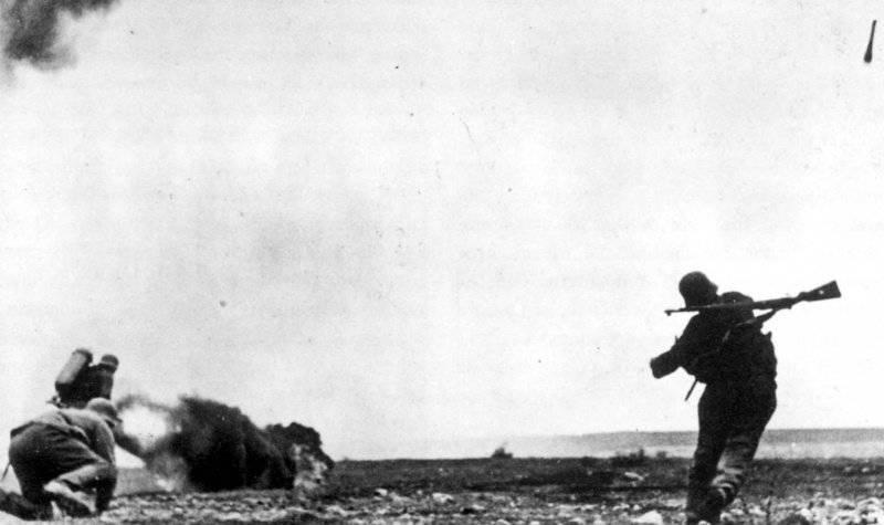 """Operación """"Pesca de esturión"""". Al 70 aniversario de la caída de Sebastopol"""