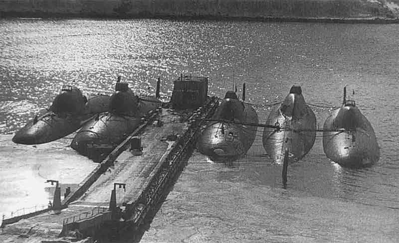 Гроза морей. Лучшие подводные лодки по версии Discovery