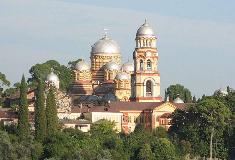 Conflito religioso na Abkhazia? É possível