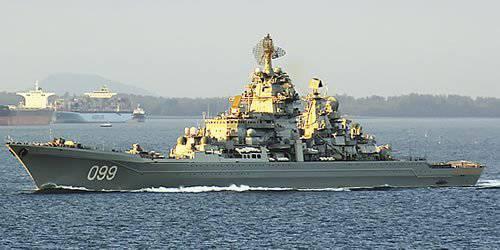 सुप्त भालू जाग गया। रूसी नौसेना का पुनरुद्धार?