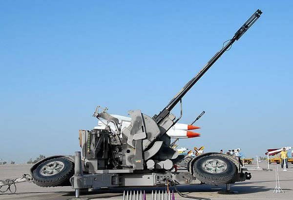 Иранский «зонтик» ПВО требует срочного обновления