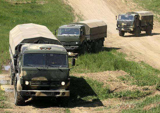 Mais de 2,5 mil jovens condutores do Distrito Militar Central começaram a dominar a nova tecnologia