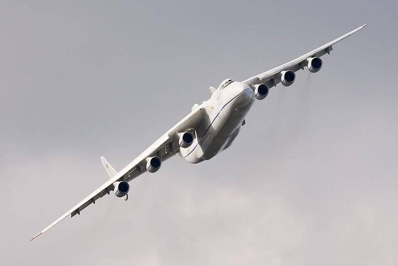 Orgullo alado de Rusia (parte nueve) - An-225
