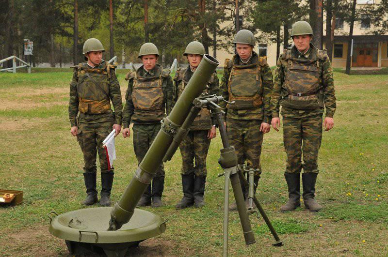 海燕研究所已经开发出一种营地连接迫击炮武器的概念。