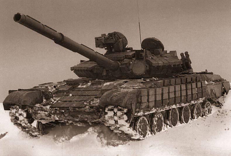 T-64, T-72 또는 T-80가 더 좋을까요?