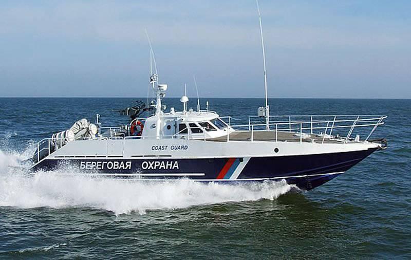 黒海フロンティアの強化:12150「マングース」パトロールマン