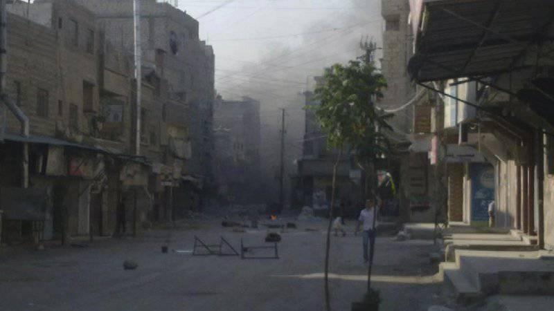 Очередная антисирийская акция сорвалась