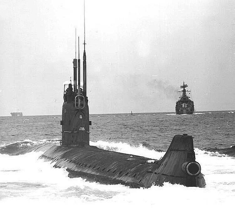 原子力魚雷と多目的潜水艦 627Aプロジェクト