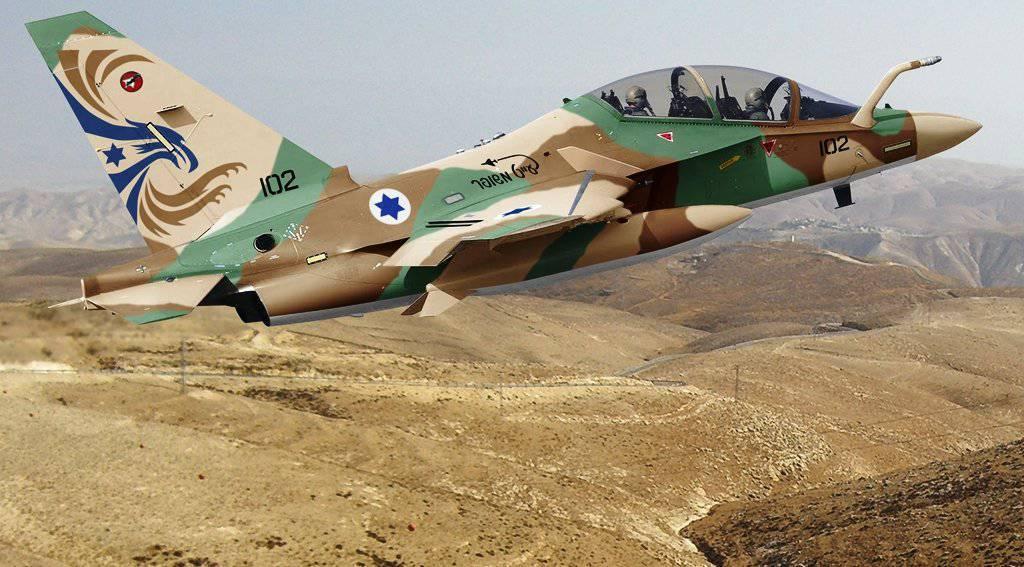 "Alenia Aermakki"" mettra le 30 TCB M-346 ""Master"" de l'armée de l'air  israélienne"