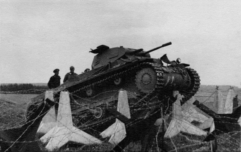 İkinci Dünya Savaşı'nda Almanya'nın zırhlı araçları. 2'in bir parçası. Örgütsel formların evrimi, Wehrmacht Panzervawe ve SS birliklerinin bileşimi