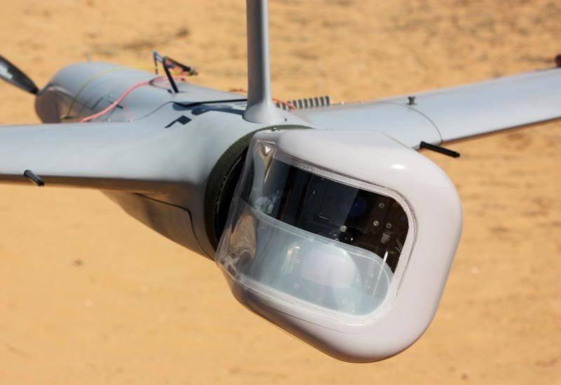 A Controp introduziu uma nova carga útil optoeletrônica para veículos aéreos não tripulados e sistemas terrestres na Eurosatory-2012.