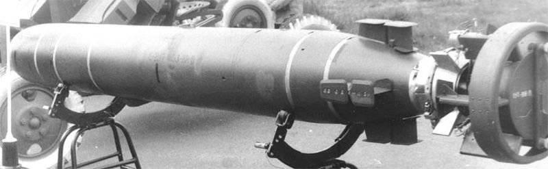 Универсальная самонаводящаяся малогабаритная торпеда УМГТ-1
