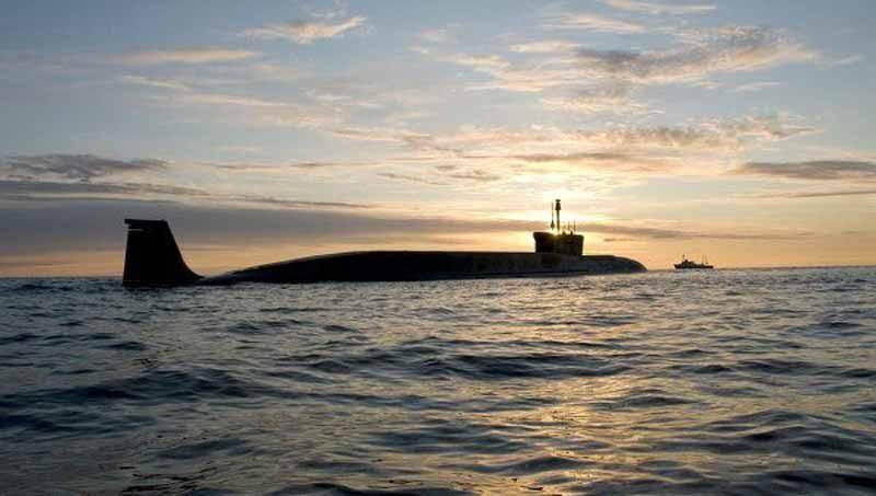 """Yuri Dolgoruky"" - proyecto submarino ""Borey"""