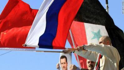 Damascus returns to normal, and the West again slanders Syria