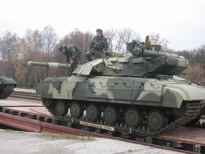 """""""बड़े ड्रिबन"""" की प्रत्याशा में यूक्रेनी रक्षा उद्योग"""