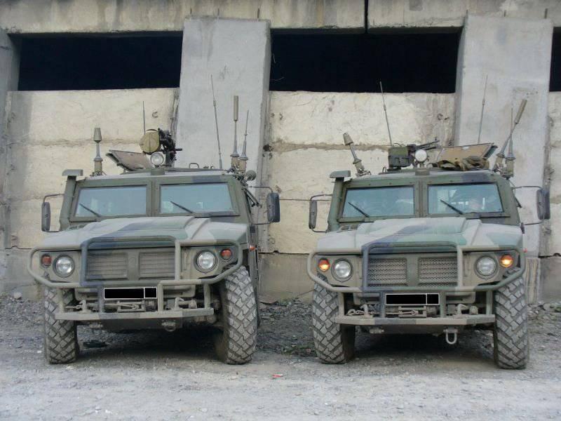 Российская армия пересаживается с
