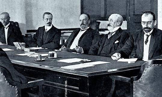 1 августа 1914 года: возможен ли обратный ход российской истории