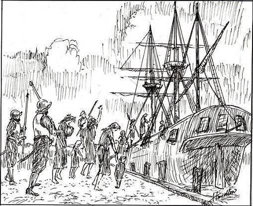Los negros blancos en las sociedades europeas del Nuevo Tiempo, o si los ingleses deben considerarse una nación de esclavos