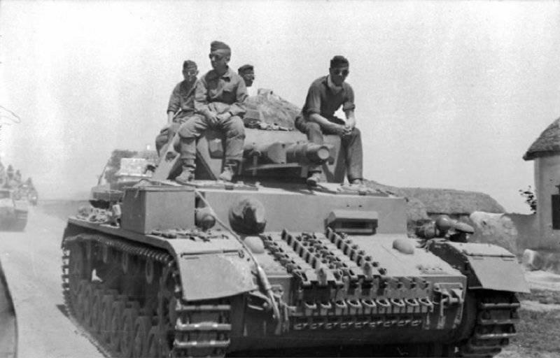 Начало Сталинградской битвы