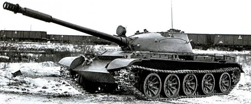 Т-62А: один из последних средних танков