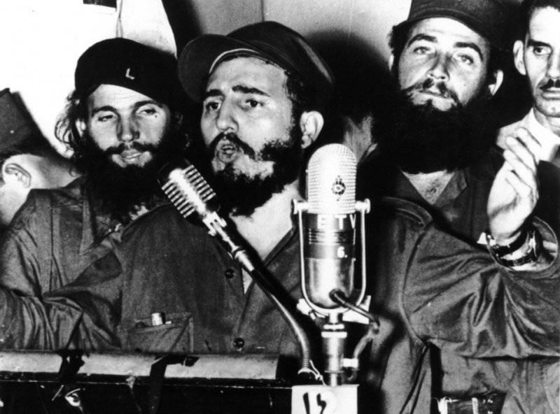 26 июля 1953 года началась Кубинская революция
