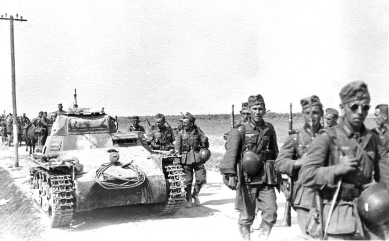 Бронетанковая техника Германии во Второй мировой войне. Легкий танк Pz Kpfw I (Sd Kfz 101)