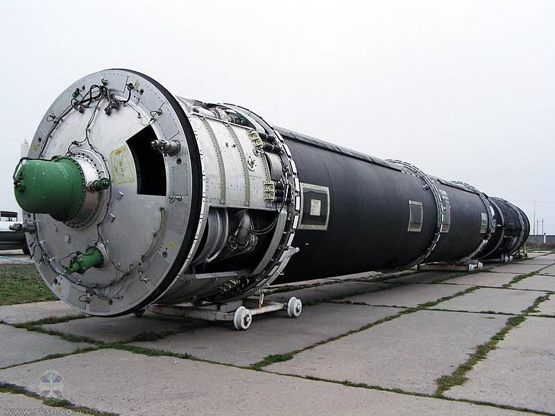 "24 of the year since the accession to combat duty in the Strategic Missile Forces missile systems ""Voevoda"""