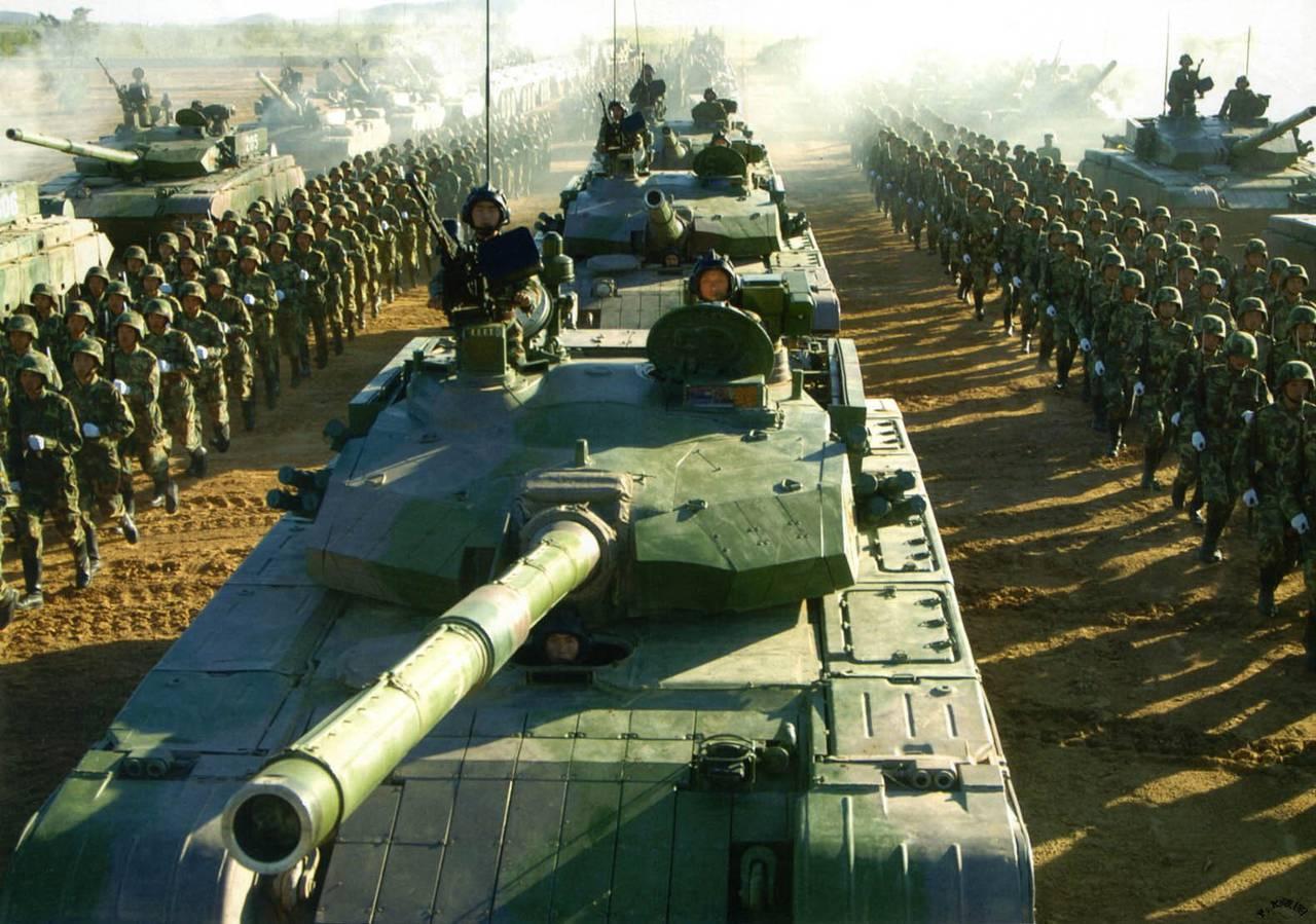 चीनी सैन्य बजट में अगली वृद्धि