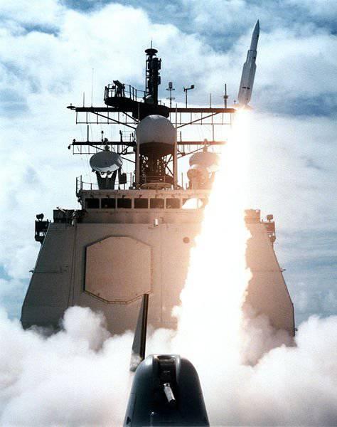Картонный щит американского флота