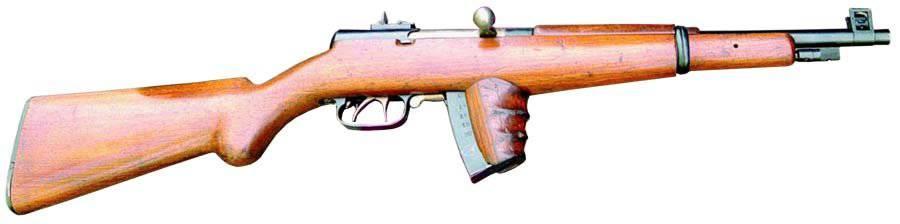Пистолеты-пулеметы 2 Мировой Войны. СССР