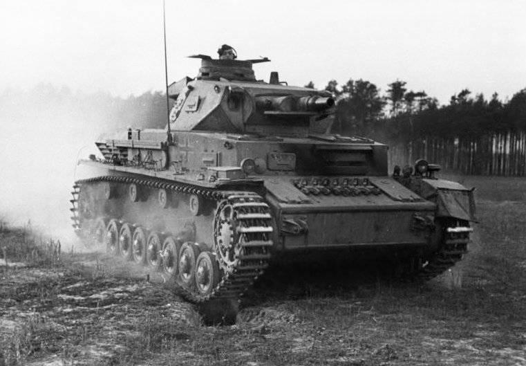 Бронетанковая техника Германии во Второй мировой войне. Средний танк Pz Kpfw IV (Sd Kfz 161)