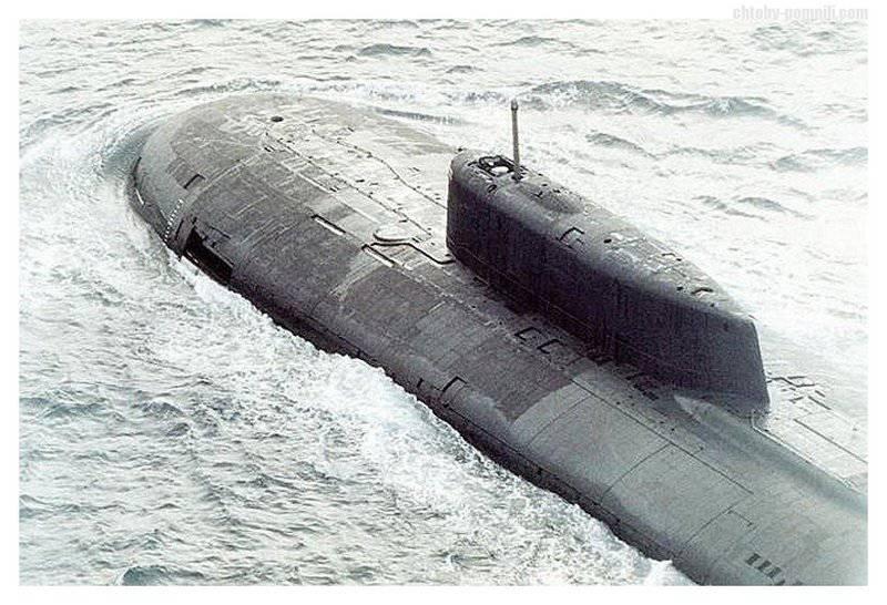 108 метров: АПЛ «Курск»