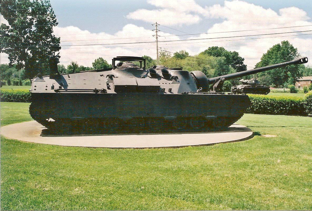 Танк т-95 воружение