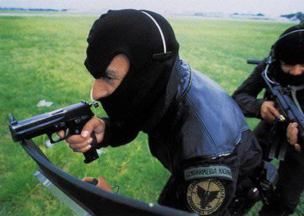 अर्जेंटीना के विशेष बल - टैंगो की लय में आतंक के खिलाफ लड़ाई