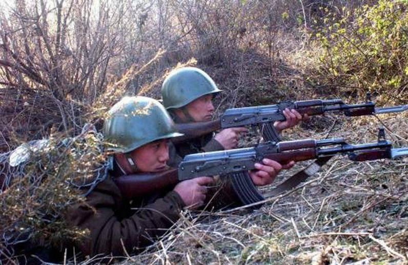 डीपीआरके के विशेष बल - एक प्रभावी और शक्तिशाली सैन्य बल