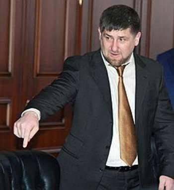 Ramzan Kadyrov acusa novamente