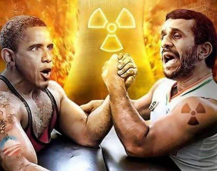 Слухи вокруг Ирана и Израиля