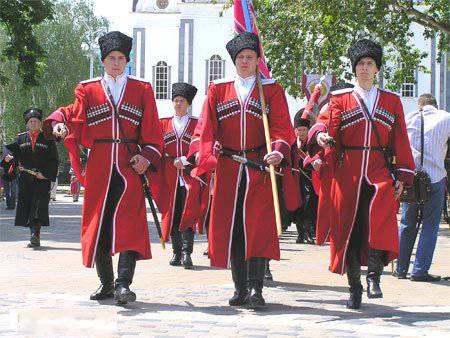Кубанские казаки – не русские?